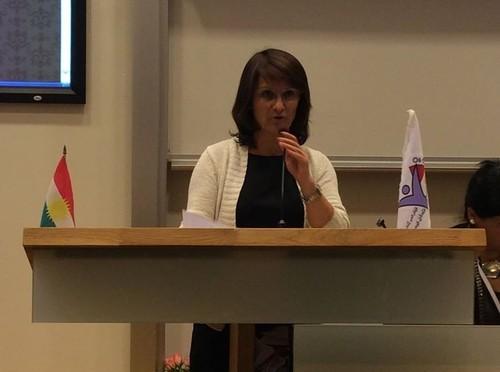 کنفرانس زنان کردستان ایران